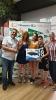 Entrega de regalos Fiesta 40º aniversario Parque Warner