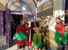 Visita de los Reyes Magos GECI al Hospital Universatario de Getafe