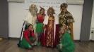 Visita Reyes Magos GECI a CEDIAL - 4 enero 2019